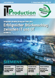 Heft-Cover IT&Produktion