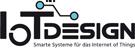 Logo-Marke IoT Design